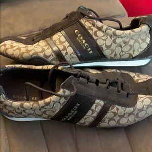 Coach woman's shoes
